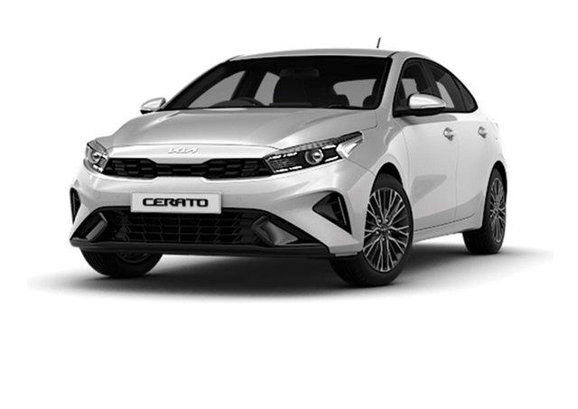 New Kia Cerato BD MY22 Sport+ Cardiff, 2021 Kia Cerato BD MY22 Sport+ Silky Silver 6 Speed Sports Automatic Hatchback