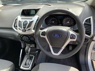 2015 Ford Ecosport BK Ambiente PwrShift Silver 6 Speed Sports Automatic Dual Clutch Wagon