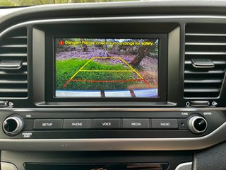 2015 Hyundai Elantra AD MY17 Active Platinium Silver/cha 6 Speed Sports Automatic Sedan