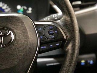 2021 Toyota Corolla ZWE211R Ascent Sport E-CVT Hybrid Blue 10 Speed Constant Variable Hatchback