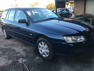 2006 Holden Commodore VZ MY06 Executive 4 Speed Automatic Wagon.
