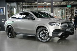 2020 Mercedes-Benz GLE-Class C167 801MY GLE53 AMG SPEEDSHIFT TCT 4MATIC+ Silver 9 Speed.