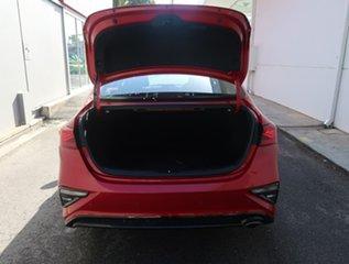 2018 Kia Cerato BD MY19 Sport Red 6 Speed Sports Automatic Sedan