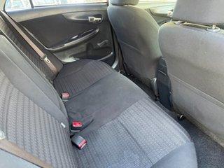 2007 Toyota Corolla ZRE152R Ascent Maroon 4 Speed Automatic Sedan