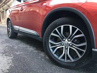 2018 Mitsubishi Outlander ZL MY18.5 ES 2WD Burgundy 6 Speed Constant Variable Wagon