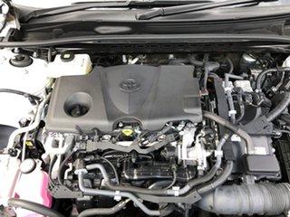 2020 Toyota Camry AXVH71R Ascent Glacier White 6 Speed Constant Variable Sedan Hybrid