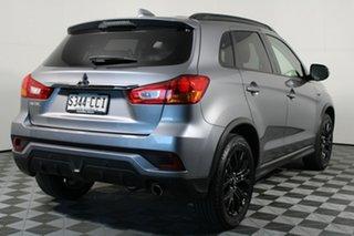 2019 Mitsubishi ASX XC MY19 Black Edition 2WD Titanium 1 Speed Constant Variable Wagon.