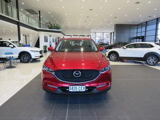 2017 Mazda CX-5 Maxx SKYACTIV-MT FWD Wagon.