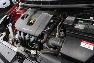 2018 Kia Cerato YD MY18 S Maroon 6 Speed Sports Automatic Hatchback