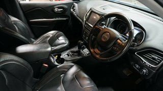 2019 Jeep Cherokee KL MY19 Trailhawk Blue 9 Speed Sports Automatic Wagon