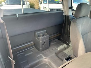2009 Holden Colorado RC MY09 LX (4x2) White 4 Speed Automatic Space Cab Pickup