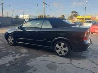 2006 Holden Astra AH MY07 Twin TOP 4 Speed Automatic Convertible.