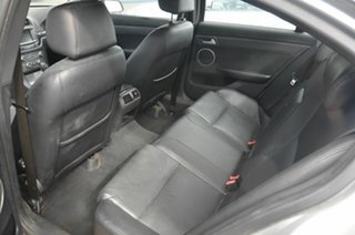 2012 Holden Calais VE II MY12 Silver 6 Speed Automatic Sedan