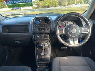 2013 Jeep Patriot MK MY2013 Sport CVT Auto Stick 4x2 Black 6 Speed Constant Variable Wagon