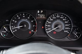 2010 Subaru Liberty B5 MY10 2.5i Lineartronic AWD Blue 6 Speed Constant Variable Sedan
