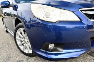 2010 Subaru Liberty B5 MY10 2.5i Lineartronic AWD Blue 6 Speed Constant Variable Sedan.