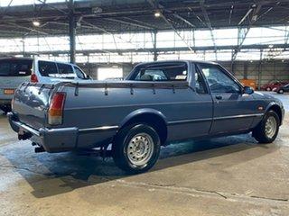 1996 Ford Falcon XH GLi Ute Longreach Blue 4 Speed Automatic Utility