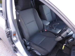 2010 Mazda 3 BL Neo Grey 5 Speed Automatic Hatchback