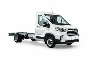 2021 LDV Deliver 9 MY21 D 6 Speed Automatic Cab Chassis.