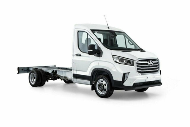 New LDV Deliver 9 MY21 Castle Hill, 2021 LDV Deliver 9 MY21 D 6 Speed Automatic Cab Chassis