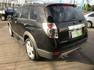 2012 Holden Captiva CG MY12 7 LX (4x4) Black 6 Speed Automatic Wagon