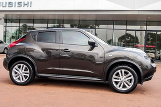 2016 Nissan Juke F15 Series 2 ST X-tronic 2WD Brown 1 Speed Constant Variable Hatchback.