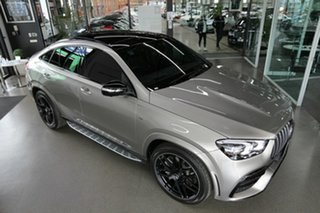 2020 Mercedes-Benz GLE-Class C167 801MY GLE53 AMG SPEEDSHIFT TCT 4MATIC+ Silver 9 Speed
