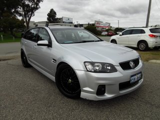 2013 Holden Commodore VE II MY12.5 SS Z-Series Silver 6 Speed Automatic Sportswagon.