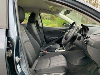 2015 Mazda 2 DL Series Neo Grey Sports Automatic Sedan