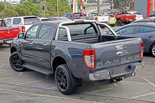 2021 Ford Ranger PX MkIII 2021.25MY XLT Grey 6 Speed Sports Automatic Double Cab Pick Up.