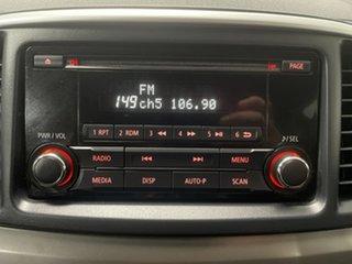2014 Mitsubishi Lancer CJ MY15 LS Silver 5 Speed Manual Sedan
