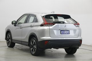 2020 Mitsubishi Eclipse Cross YB MY21 ES 2WD Sterling Silver 8 Speed Constant Variable Wagon.