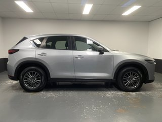 2019 Mazda CX-5 KF4W2A Maxx SKYACTIV-Drive i-ACTIV AWD Sport Silver 6 Speed Sports Automatic Wagon