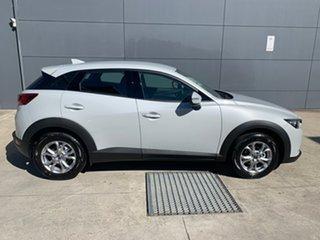 2021 Mazda CX-3 DK2W7A Maxx SKYACTIV-Drive FWD Sport Ceramic 6 Speed Sports Automatic Wagon.