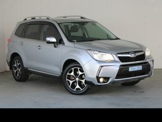 2015 Subaru Forester MY14 2.0XT Premium Silver Continuous Variable Wagon