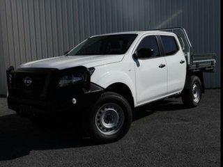 2021 Nissan Navara D23 MY21 SL Polar White 7 Speed Sports Automatic Cab Chassis