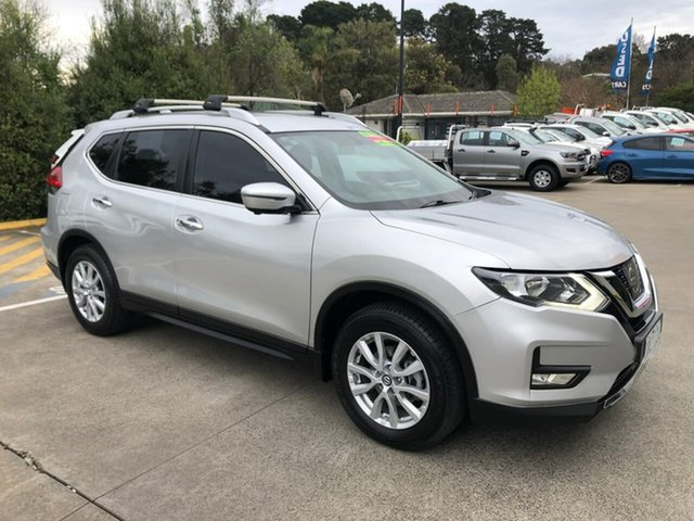Used Nissan X-Trail T32 Series II ST-L X-tronic 4WD Berwick, 2017 Nissan X-Trail T32 Series II ST-L X-tronic 4WD Silver 7 Speed Constant Variable Wagon