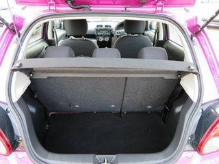 2014 Mitsubishi Mirage LA ES Pink Continuous Variable Hatchback