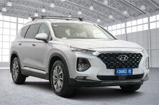2019 Hyundai Santa Fe TM MY19 Elite Typhoon Silver 8 Speed Sports Automatic Wagon.