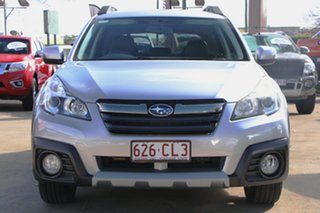 2013 Subaru Outback B5A MY14 2.5i Lineartronic AWD Premium Silver 6 Speed Constant Variable Wagon.