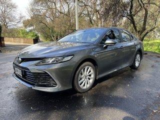 2021 Toyota Camry Axva70R Ascent Liquid Mercury 8 Speed Sports Automatic Sedan.