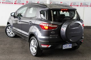 2015 Ford Ecosport BK Trend Grey 6 Speed Automatic Wagon.