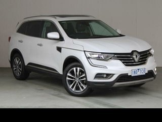 2017 Renault Koleos XZG MY17 Update Intens X-Tronic (4x4) White Continuous Variable Wagon