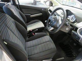 2009 Mazda 2 DE Maxx Silver 5 Speed Manual Hatchback