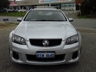 2013 Holden Commodore VE II MY12.5 SS Z-Series Silver 6 Speed Automatic Sportswagon