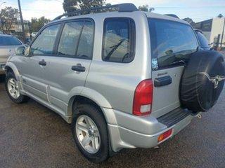 2004 Suzuki Grand Vitara JB 5 Speed Manual Wagon.