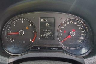 2014 Volkswagen Amarok 2H MY14 TDI400 4Mot Trendline White 6 Speed Manual Cab Chassis