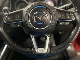 2018 Mazda CX-9 TC Azami SKYACTIV-Drive Red 6 Speed Sports Automatic Wagon
