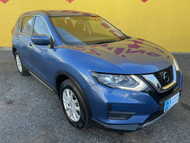 Used Nissan X-Trail T32 ST X-tronic 2WD Winnellie, 2017 Nissan X-Trail T32 ST X-tronic 2WD Blue 7 Speed Constant Variable Wagon