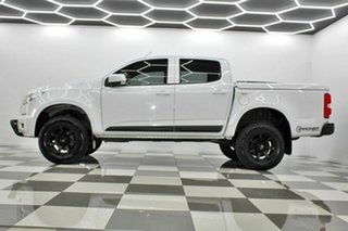 2016 Holden Colorado RG MY16 LS (4x2) White 6 Speed Automatic Crew Cab Pickup